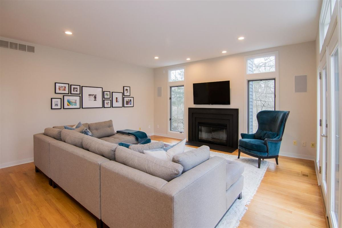 this impressive home is In the heart of Northeast Ann Arbor luxury properties