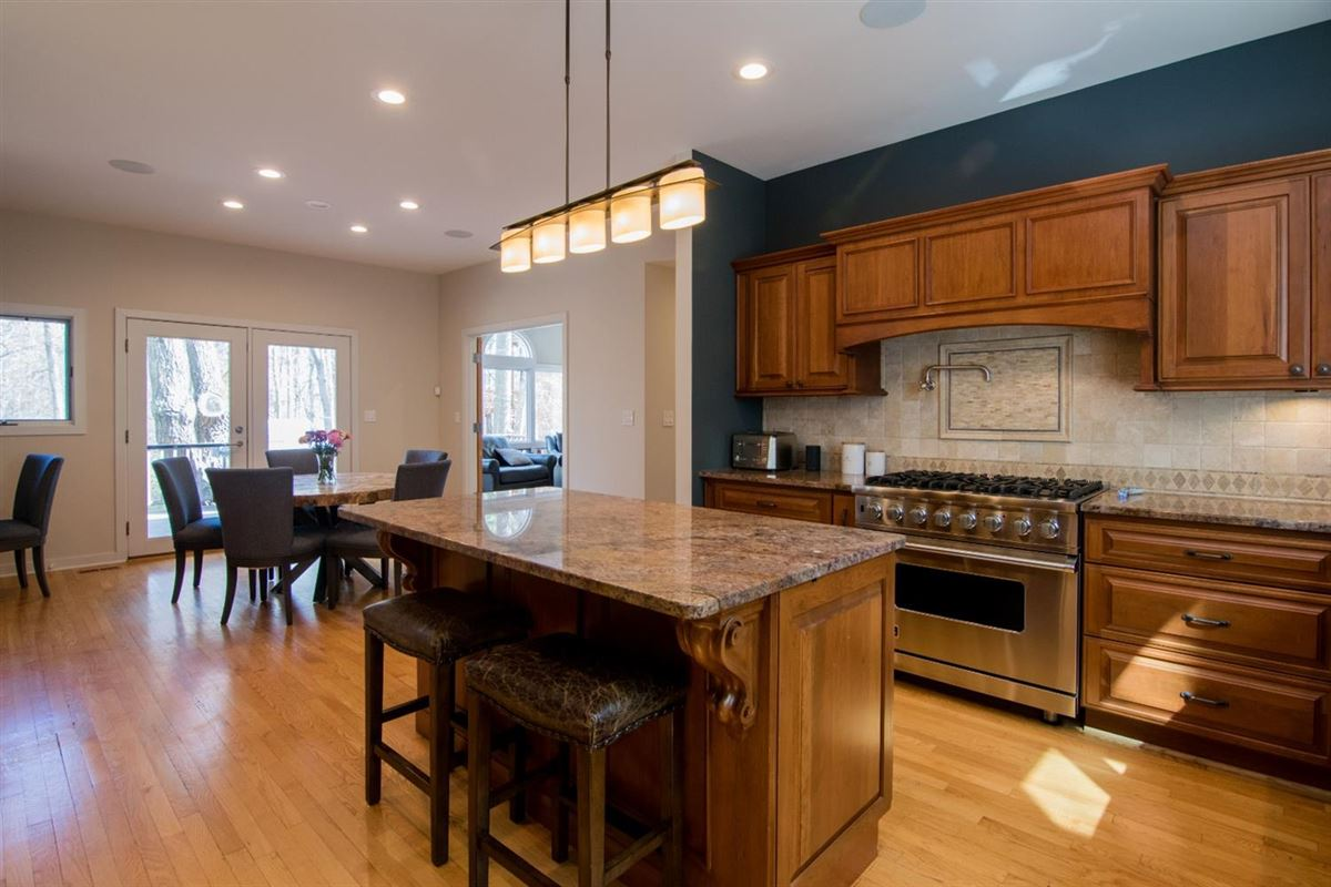 Luxury homes in this impressive home is In the heart of Northeast Ann Arbor