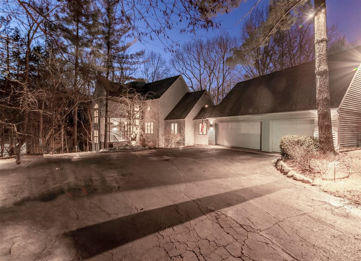 Luxury real estate this impressive home is In the heart of Northeast Ann Arbor