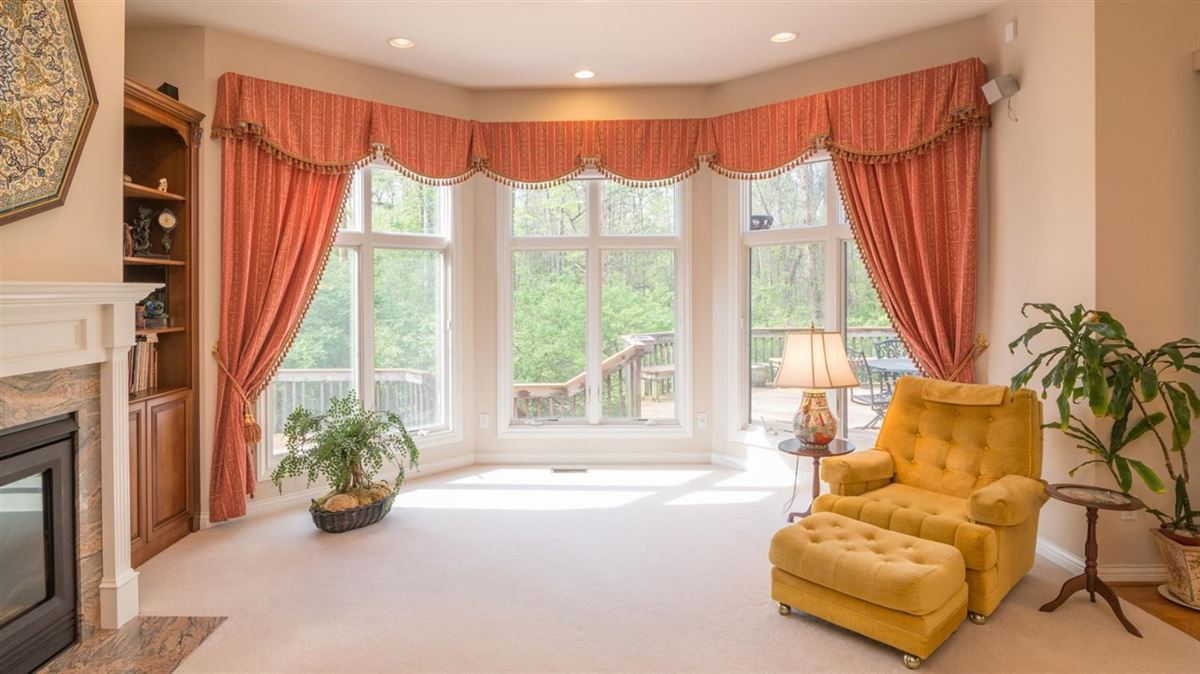 Luxury homes a stunning executive brick home