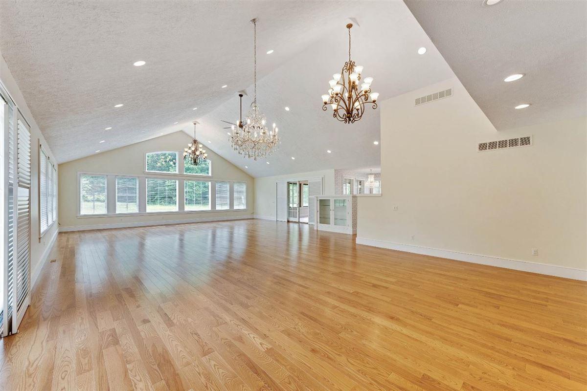 Luxury properties an incredible new estate