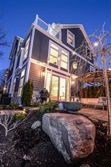 Luxury properties well-appointed urban home in the heart of Kerrytown
