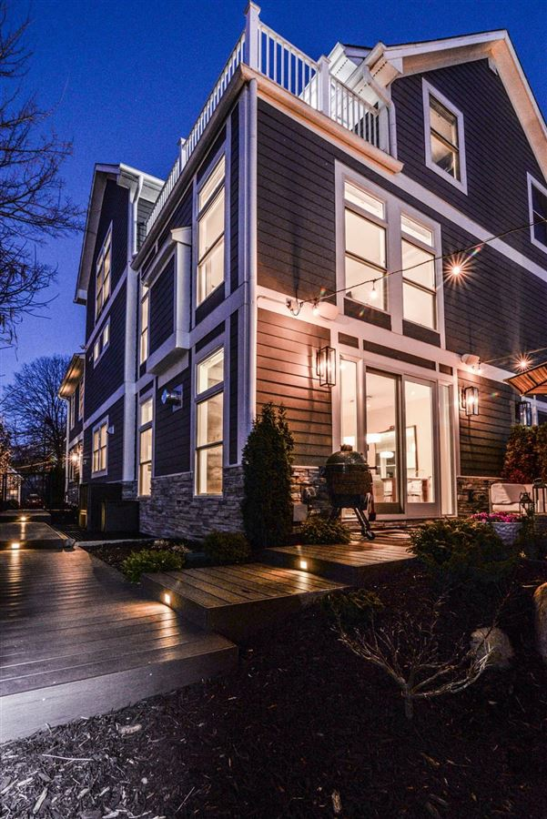 Luxury homes well-appointed urban home in the heart of Kerrytown