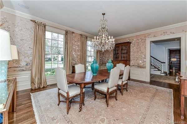 Luxury homes Custom home on aN impressive lot in Eastover