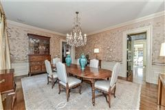 Custom home on aN impressive lot in Eastover  mansions