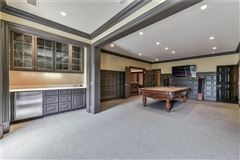 Custom home on aN impressive lot in Eastover  luxury real estate