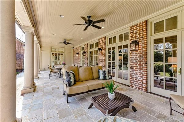 Mansions in Custom home on aN impressive lot in Eastover