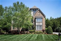 Luxury properties Elegant English Tudor in Longview Country Club