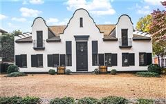 Myers Park masterpiece mansions