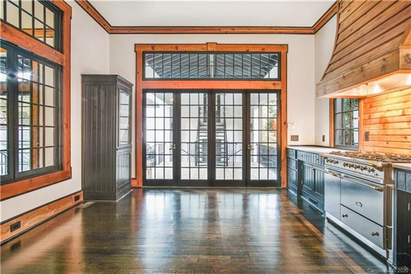 Myers Park masterpiece luxury real estate