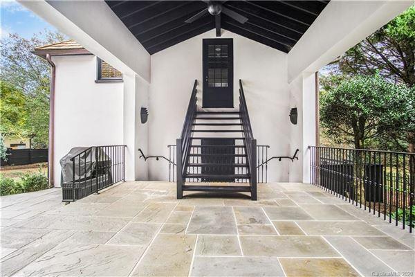 Luxury homes Myers Park masterpiece
