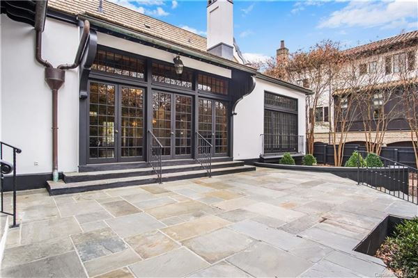 Luxury properties Myers Park masterpiece