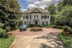 Luxury properties Impressive Home Has a Sweeping Front Lawn