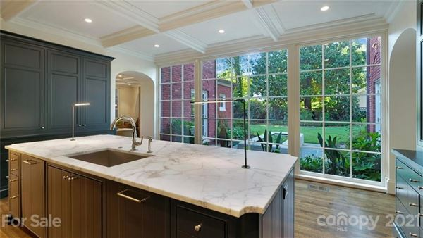 private light-filled historic estate in dilworth luxury real estate