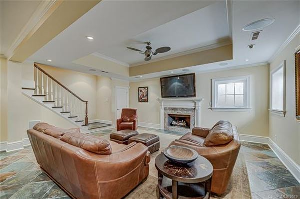 beautifully spacious home in the heart of Myers Park  luxury properties