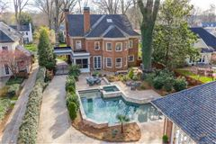 Mansions beautifully spacious home in the heart of Myers Park