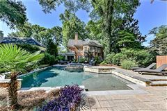 beautifully spacious home in the heart of Myers Park  mansions