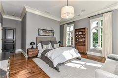 Mansions modern transitional design with refined elegance