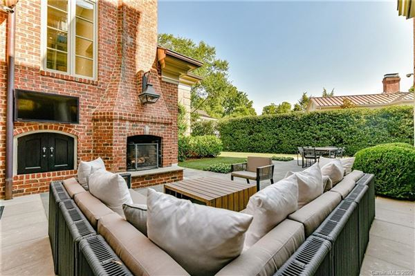 Luxury homes in modern transitional design with refined elegance