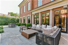 Luxury real estate modern transitional design with refined elegance