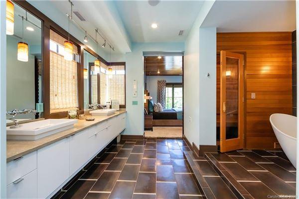 Luxury properties contemporary craftsman masterpiece