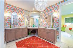 Mansions in contemporary craftsman masterpiece