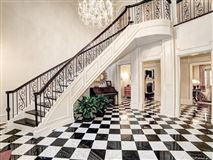 The Heart of Myers Park mansions