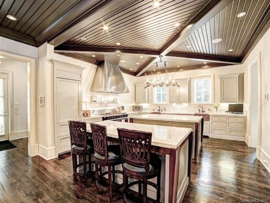 Luxury homes  The Heart of Myers Park