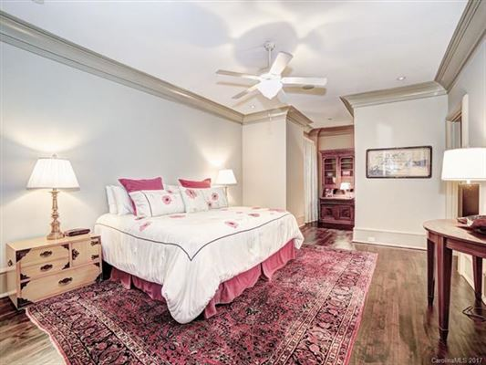 The Heart of Myers Park luxury homes