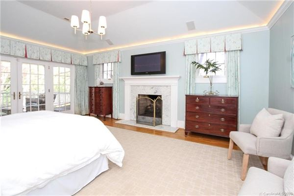 gracious home in historic Dilworth luxury properties