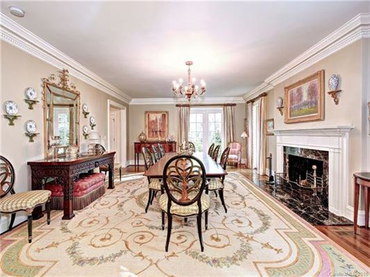 Great Estate Living in the Heart of Myers Park luxury homes