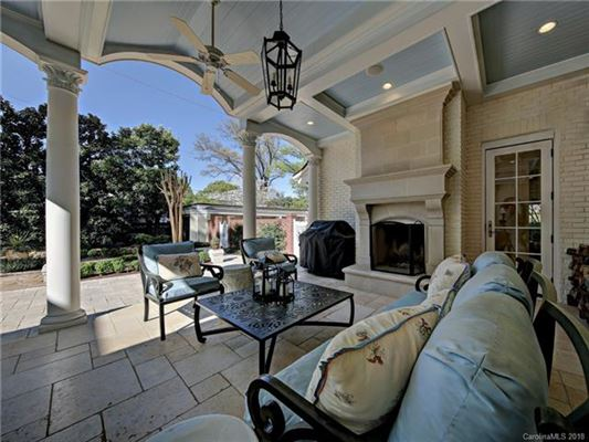 Great Estate Living in the Heart of Myers Park mansions