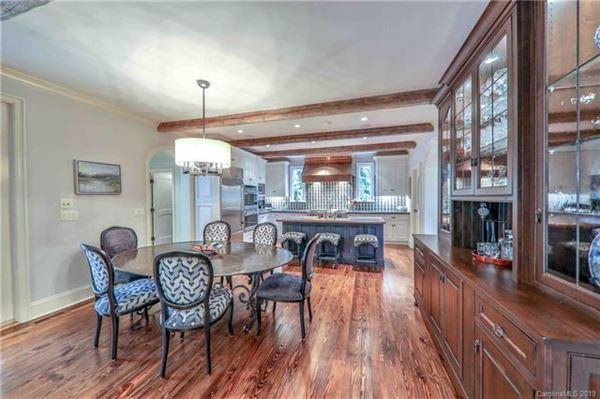 Elegant home on private half acre lot luxury properties
