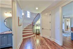 Luxury properties Elegant home on private half acre lot