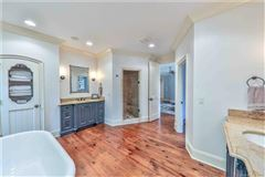 Luxury homes in Elegant home on private half acre lot