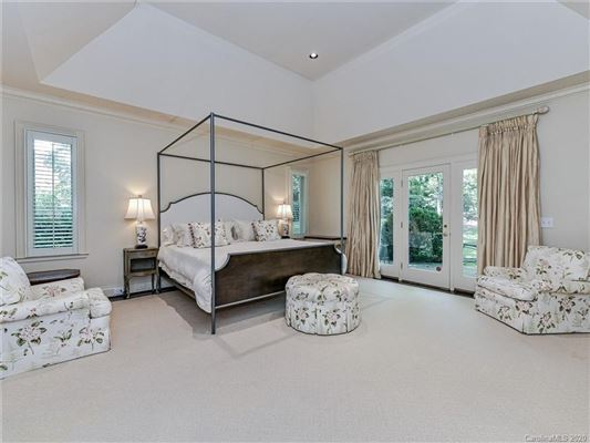 elegantly updated home in Foxcroft  luxury real estate