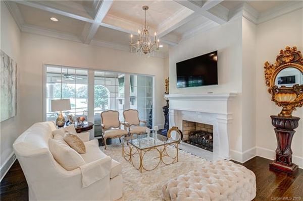 Luxury real estate elegant custom-built residence