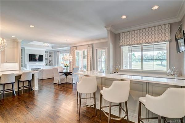 Luxury properties elegant custom-built residence