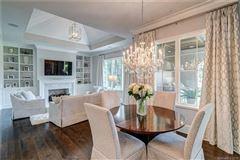 elegant custom-built residence  luxury real estate