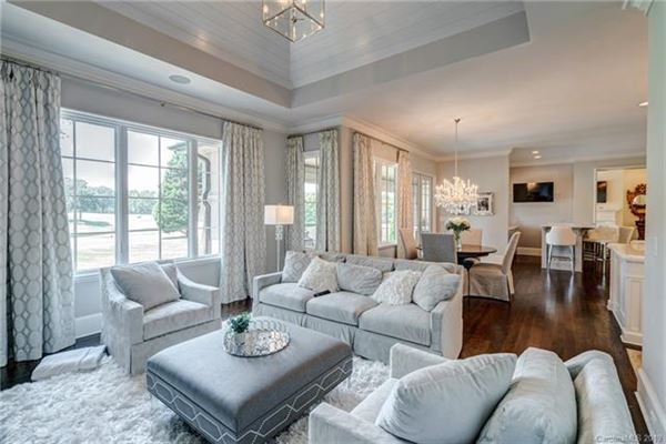 elegant custom-built residence  mansions