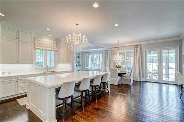 Luxury homes elegant custom-built residence
