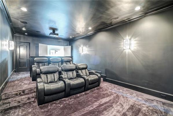 elegant custom-built residence  luxury properties