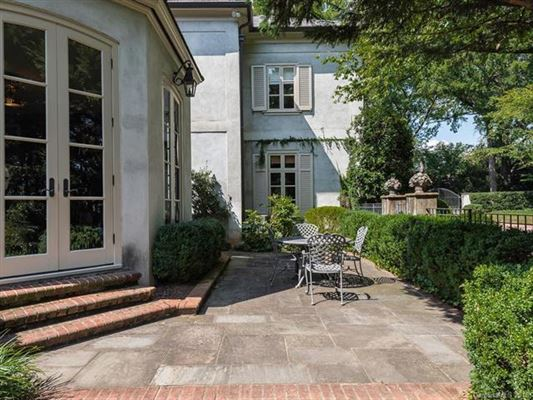 Rare opportunity in Myers park luxury real estate