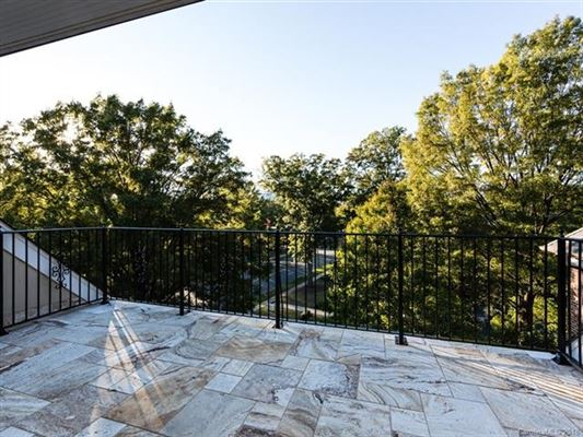 penthouse home in myers park luxury real estate