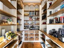 Stunning European-inspired home in Treillage luxury homes