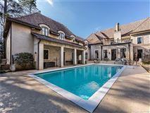 Stunning European-inspired home in Treillage mansions