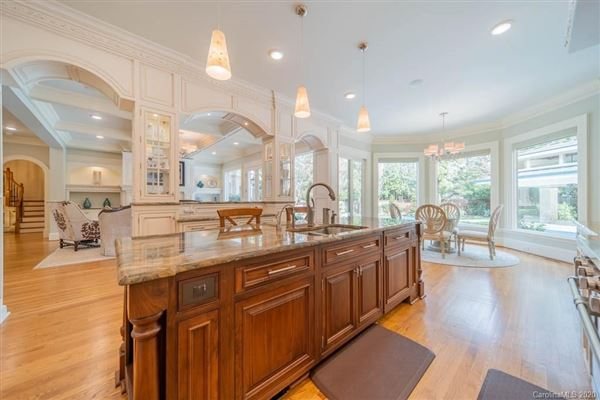 Mansions in incredible renovated estate home