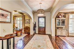 Spectacular home in eastover luxury homes