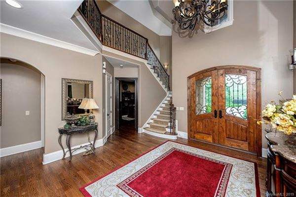 Luxury real estate Stunning home in gated community