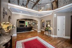 Mansions in Stunning home in gated community